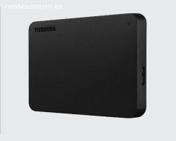 Disco duro externo CANVIO Basic Toshiba