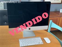 iMac 21,5 pulgadas de finales 2013-VENDIDO